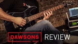 NEW FOR 2020 | Ibanez RG421HPAH-BWB Overview | Tom Quayle
