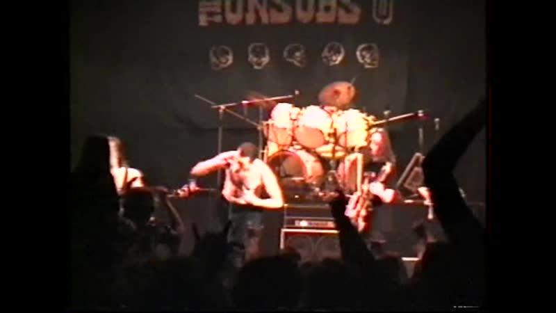 THE UNSUBS концерт в ДК Космос 16 12 1994