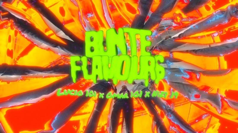 Lucio101 x Omar101 x Nizi19 - Bunte Flavours (prod. by SNKY)