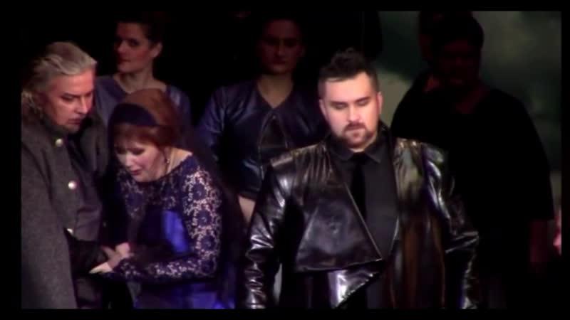 Donizetti Lucia di Lammermoor Budapest 2016