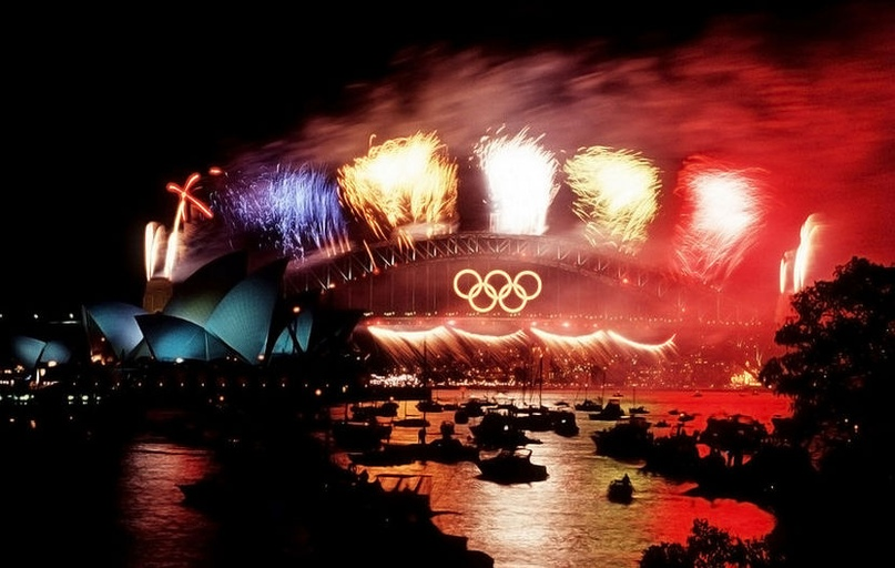 """Олимпийский траверс. Сидней-2000. Лев Воронин: """"Подойди к нам кто посторонний, он сгорел бы дотла"""", изображение №4"""