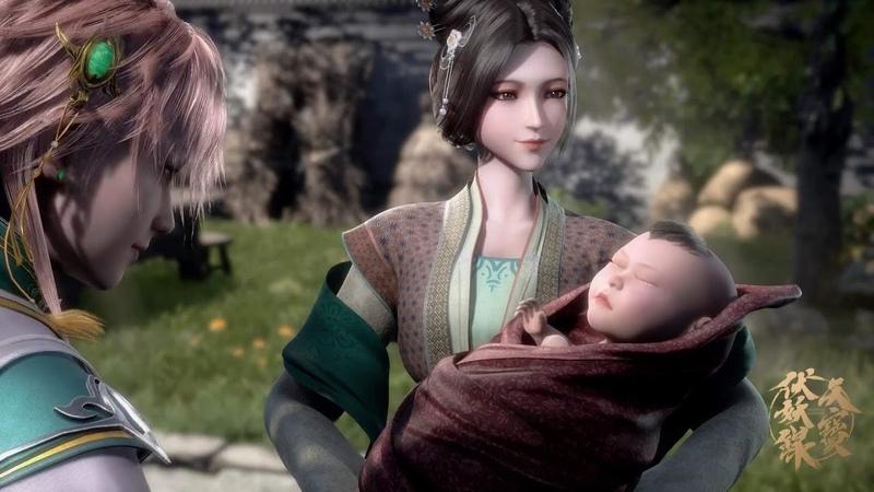 Legend of Exorcism Tian Bao Fuyao Lu episode 3 sub indo