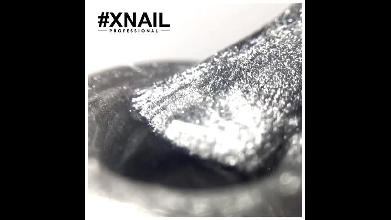 XNAIL SPACE CAT EYE GEL