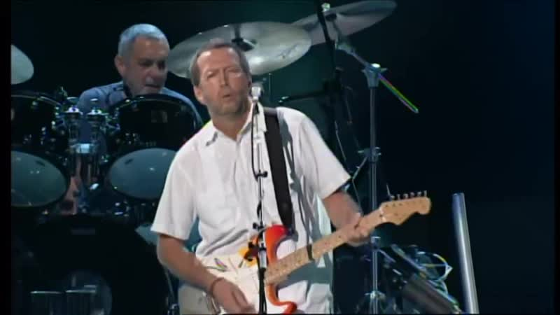 Eric Clapton My Father's Eyes