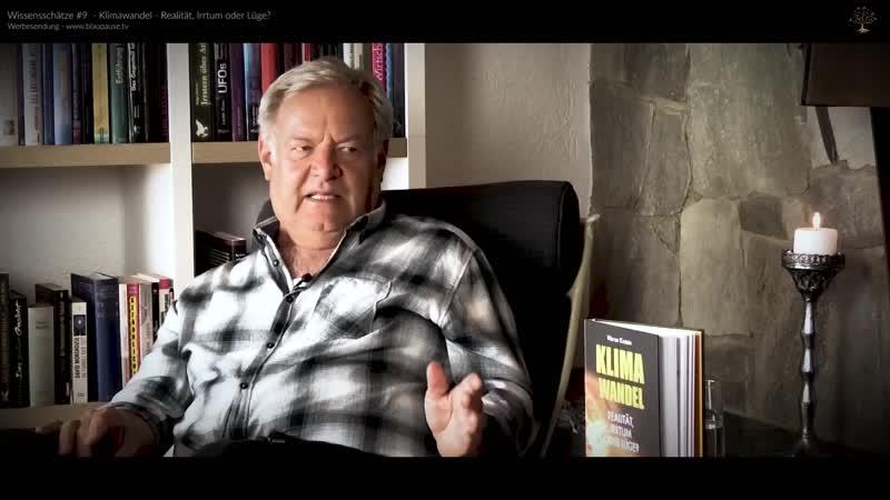 Klimawandel Realität Irrtum oder Lüge mit Prof Dr Werner Kirstein