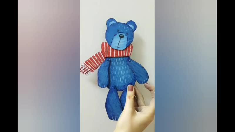 Медведь передает всем привет ❤