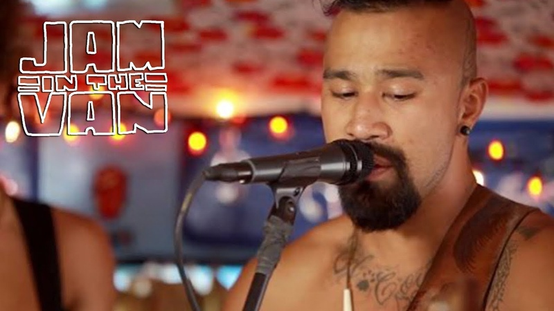 NAHKO AND MEDICINE FOR THE PEOPLE Seven Feathers Live at High Sierra Music Festival 2014