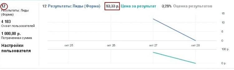 12 лидов по 83 рубля за 1 день в нише гибкий камень., изображение №9