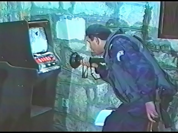 Crime in Belgrade - Episode 01 - Shooting in biliard club [TrueHD]