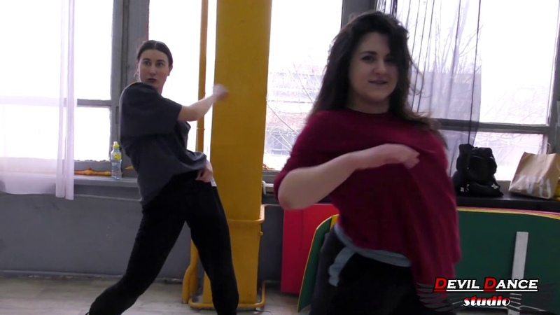 Rosalia A Pale choreo by Valeria Saiko Jazz funk DDS day