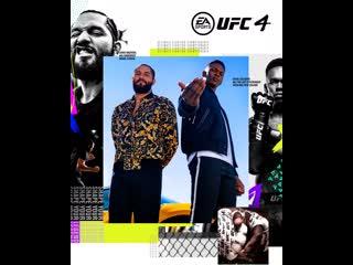 Официальный трейлер новой UFC4!