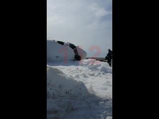 На Ямале упал вертолет Ми-26