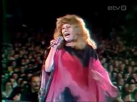 Ałła Alla Pugaczowa Królowie mogą wszystko Все могут короли Konkurs Interwizji Sopot 1978
