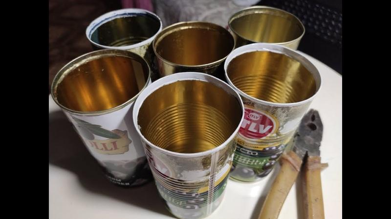 Зачем я собираю баночки из под оливок Как сделать полезную и стильную вещь для кухни