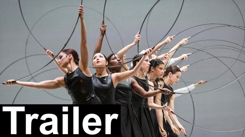GöteborgsOperans Danskompani Sidi Larbi Cherkaoui Antony Gormley Noetic Trailer