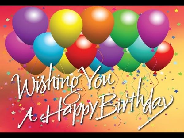 Happy Birthday Cha Cha Version