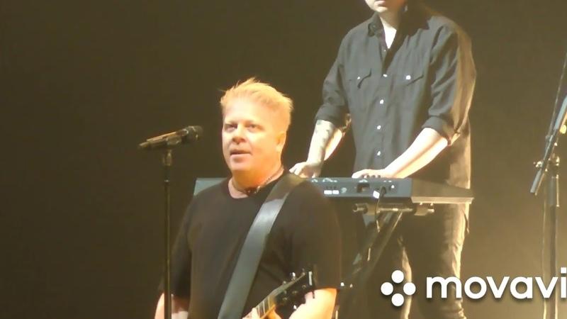 The Offspring Live 2019 @ Luna Park Buenos Aires Argentina 24 10 2019