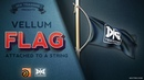 VMT - 054 - HOUDINI - Vellum Flag attached to a String