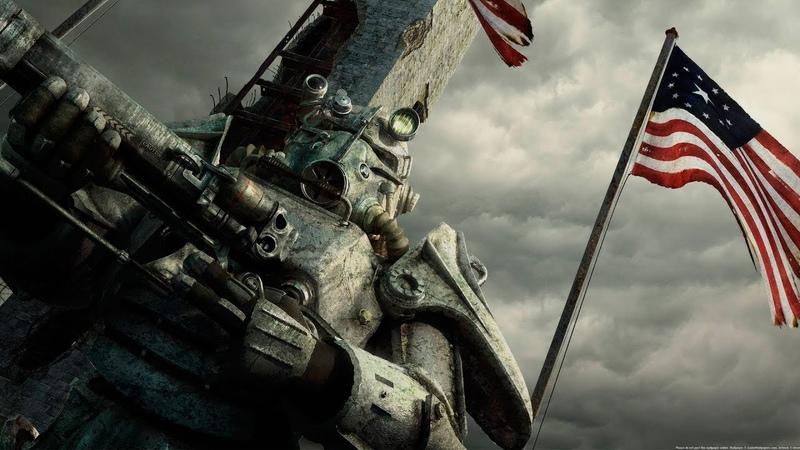 Fallout 4 По новому Музей и Алигатор переросток