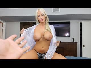London River - Confiding Stepmom Cumshots (MILF, Big Tits, Big Ass, Blonde, Blowjob, Hardcore)