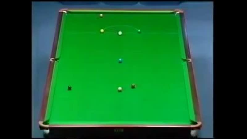 Jimmy White Vs Ste[hen Hendry 1991 Mercantile Classic Final