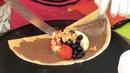 레전드 동대문 할아버지 크레페 (과일 생크림 아이스크림) - 한국 길거리음식 G