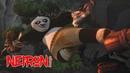 Это был мой кулак! Битва в долине музыкантов. Момент из мультфильма Кунг фу Панда 2 — 2011