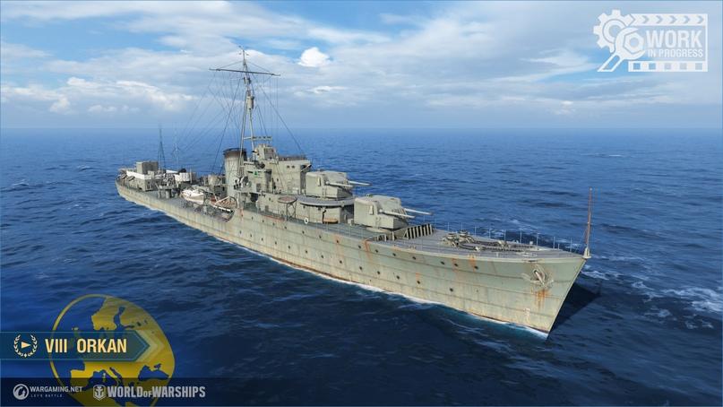 Закрытое тестирование, новые корабли., изображение №2