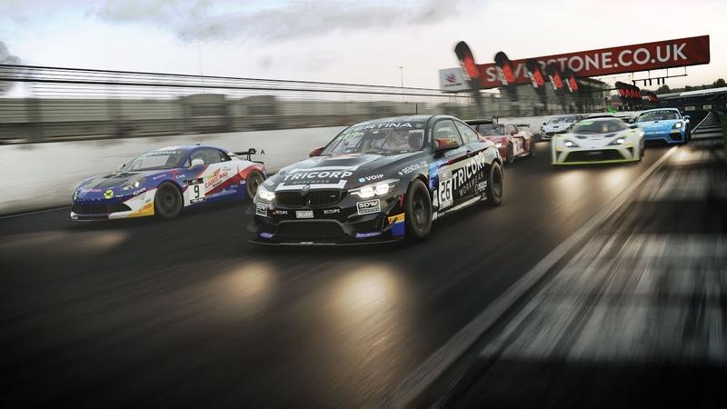 Assetto Corsa Competizione GT4 Pack DLC Launch Trailer PEGI