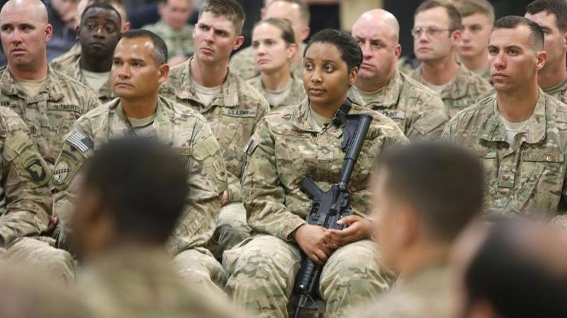SophieCo. В армии США – разгул сексуального насилия